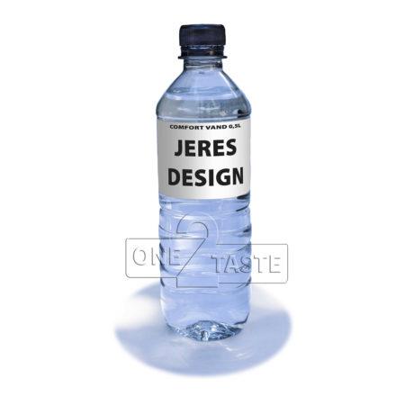 Vand med logo - COMFORT FLASKE 0.5 L