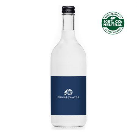 Glas Flaske 075