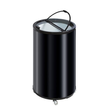 Tøndekøler 40 liter sort