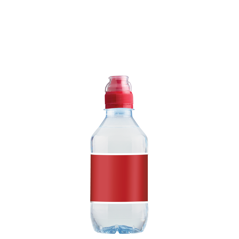 Sportscap - Rød