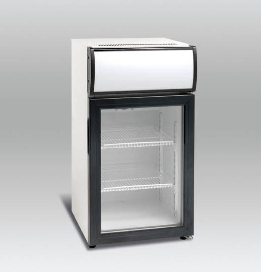 Display køler 50 liter