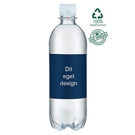 Flaskevand med logo