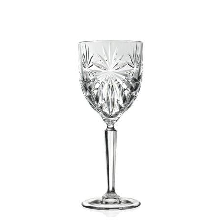 RCR Oasis Rødvinsglas 29 cl - krystalglas