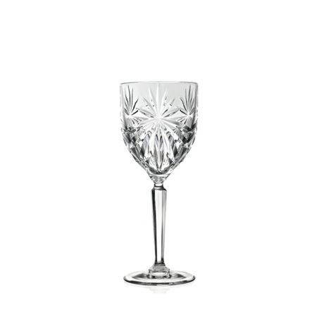 RCR Oasis Hvidvinsglas 23 cl - krystalglas 6 stk.