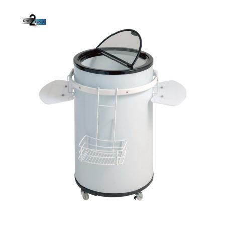 Tøndekøler med bord 40 liter