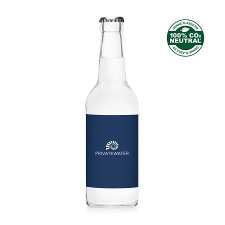 Glas Flaske 033