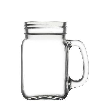 Jar cocktailglas