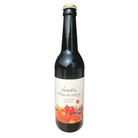 Øl med eget logo - årsbryg