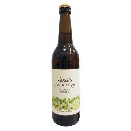 Øl med eget logo - Forårsbryg