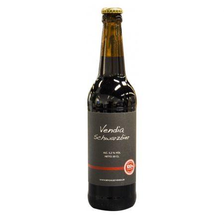 Øl med eget logo - Schwarzbier