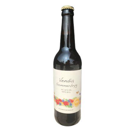 Øl med eget logo - Sommerbryg