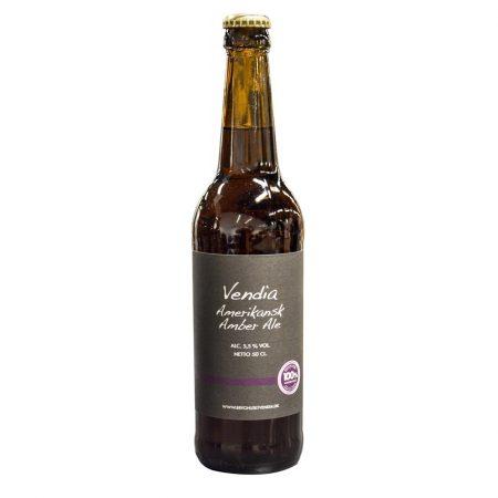 Øl med eget logo - Amerikansk Amber Ale