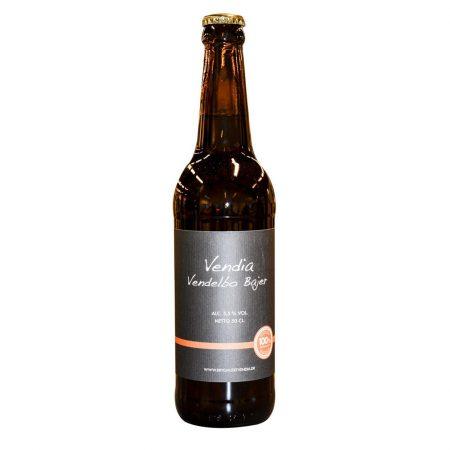 Øl med eget logo - Vendelbo Bajer