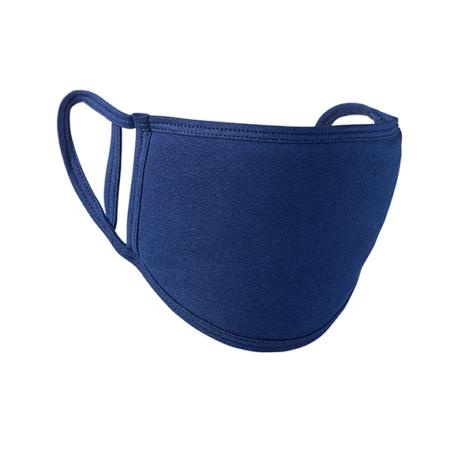 Mundbind-blå-2-lags-stof