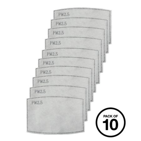 Filter til mundbind PM2.5 (Passer til alle vores 3-lags mundbind)